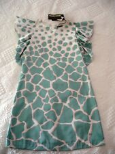 Lovely ROBERTO CAVALLI Dress Girls Age 8 NWT Retail 329 eur