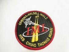 STS-65 Space Shuttle Columbia NASA Mission Patch Embroidered Science Astronomy