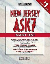 Barron's New Jersey ASK7 Math Test
