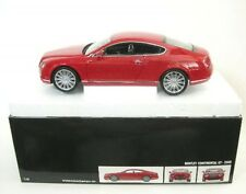 Bentley Continental GT (rot) 2008