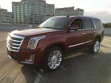 Cadillac: Escalade Platinum Collection 4WD