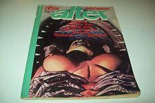 ALTER ALTER NUMERO 12 ANNO 9-MILANO LIBRI DICEMBRE 1982-HUGO PRATT!