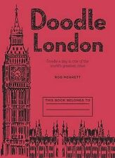 Doodle London - Doodle a day in one of the greatest cities in the world,GOOD Boo