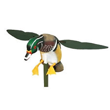 Mojo Outdoors Screamin Woody Spinning Wing Duck Decoy HW2302