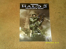 Steve Vai sheet music THEME from HALO 2 film 2004 6 pages (NM shape)
