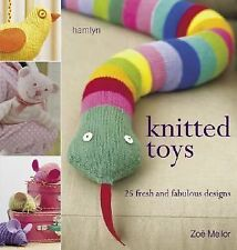 Knitted Toys: 25 Fresh and Fabulous Designs-ExLibrary