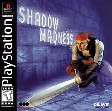 Shadow Madness - PS1 PS2 Playstation Game Only