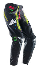 Thor Motocross Monster Energy Men's Riding Race Pants Phase Pro Circuit S13S 28