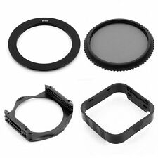 67mm Adapter Ring,CPL Filter + P-Holder + Hood fo Cokin P Series System,US selle
