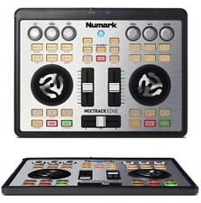 Numark Mixtrack Edge Slimline USB-Powered DJ Controller with Audio Output New