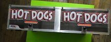 APW Wyott BC-31 Food Hot Dog Bun Box Storage Cabinet Tabletop Table Top Steel *
