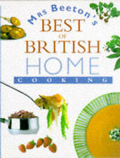 Mrs Beetons Best of British Home Cooking, Beeton, Mrs.