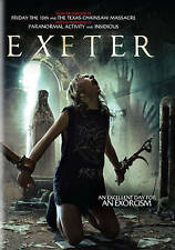 Exeter, New DVDs