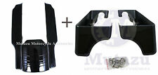 "7"" Rear Fender Extension Filler & 4"" CVO Extensions for Harley Touring FLH FLT"