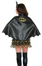 BATGIRL CAPE Logo Superhero Batman Costume DC Comics