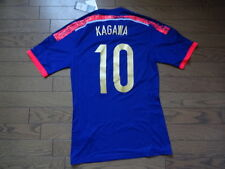 adizero Japan #10 Kagawa 100% Authentic Player Issue Soccer Jersey 2015 NEW O