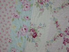 SHABBY CHIC BEACH COTTAGE ROSE TWIN QUILT