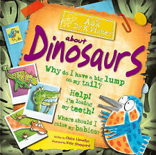 Dinosaurs (Ask Dr K. Fisher), Llewellyn, Claire