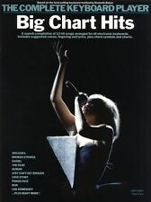 The Complete Keyboard Player Big Chart Hits Learn to Play Piano Music Book