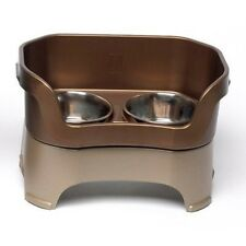 Neater Pet Feeder For Large Dog In Bronze Finish 100-231-01 New