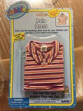 Webkinz Clothing Polo Dress With Online Code From Ganz Plush