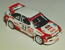 FORD ESCORT  BERTOLINI RALLY 1000 MIGLIA 1997 1996 DECALS SERIGRAFIA 1/43