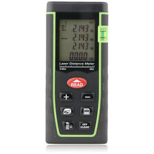 40M/131ft LCD Digital Laser Distance Meter Range Finder Measure Diastimeter Area