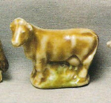 WADE COW W/BOX, WHIMSIES SET 6, 1975