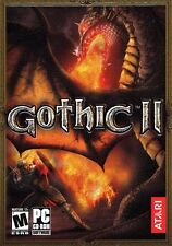 GOTHIC II 2 ROLE PLAYING ACTION for PC SEALED NEW