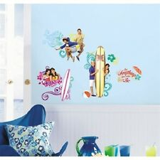 TEEN BEACH MOVIE Disney wall stickers 22 decals room decor McKenzie Brady surf