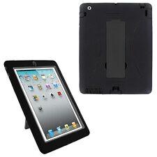 2in1 Armor Hybrid Case Hard Skin Cover for Apple iPad 2 3 4 Air Mini 2/3 Pro 9.7
