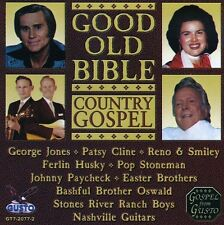 Good Old Bible (2009, CD NEUF)