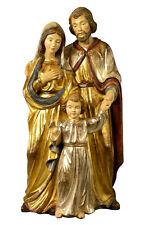 Holy Family, Hl. Familie, Krippenfiguren, Madonna mi Kind, holz