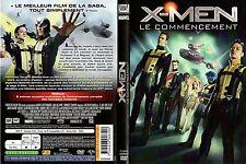 X-MEN - Le Commencement - 2011 - 125 mn