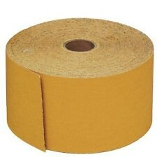 3M™ 02598 Stikit™ Gold Sheet Roll, P100A grade, 2 3/4 in x 30 yd, 2598