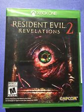 Resident Evil Revelations 2 *Launch Edition + Bonus DLC* for XBOX ONE NEW