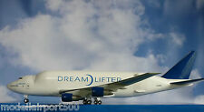 Hogan Wings 1:200 Boeing 747 LCF Dreamlifter N780BA +  Herpa Wings Katalog