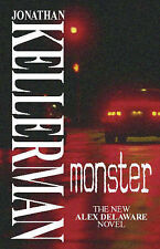 Monster by Jonathan Kellerman (BCA edition hardback, 2000)