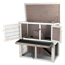 Trixie Pet Products Natura small animal hutch w/enclosure, 104x97x52 cm - 62305