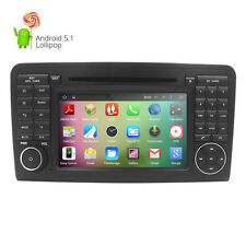 "7"" Car DVD Player GPS Navigation for Mercedes-Benz ML Class W164/GL X164 HQ N4N0"