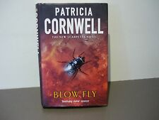 PATRICIA CORNWELL THRILLER - BLOW FLY - COMBINE POSTAGE & CUT COSTS
