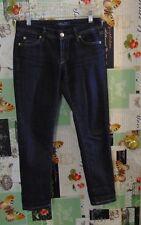 Fidelity Skinny Dark Wash Jeans Women Size 25 EUC