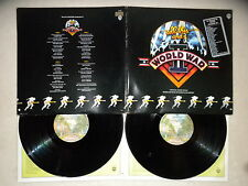 """2 LP BEE GEES, ROD STEWART... """"All This And World War II"""" WARNER 66 049 FRANCE §"""