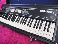 Roland STRINGS vintage keyboard RS-101 rs101 w/case  as is