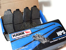 HAWK HPS Performance Brake Pad FRONT + REAR for Toyota 07-11 Camry LE SE XLE 08