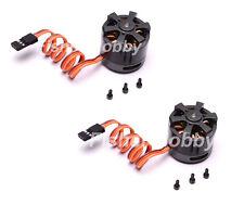 2 PCS 2208 39g 3mm shaft Gimbal Brushless Motor 80KV for 100-200g GoPro frame