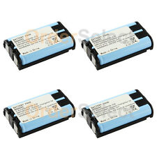 4x Home Phone Battery 450mAh NiCd for Panasonic HHR-P104 HHR-P104A/1B Type 29