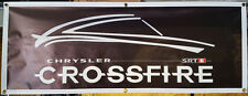 Chrysler Crossfire SRT6 Coupe 4 Foot Display Banner
