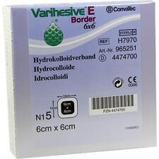 VARIHESIVE E Border 6x6 cm HKV hydroaktiv 5 St