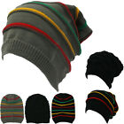 Beanie Hat warm Braided Knit Beret Cap winter baggy Crochet Ski Beanies Caps NEW